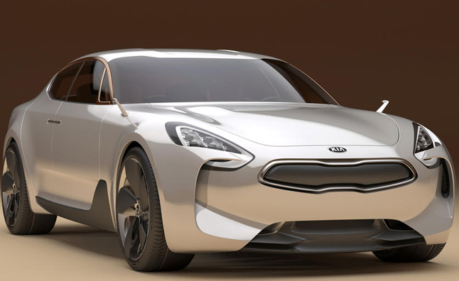 Kia Seriously Looking At Launching A Sports Car Ceo