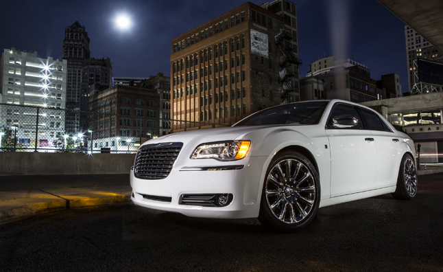 2013 Chrysler 300 Motown Edition Announced Autoguide News