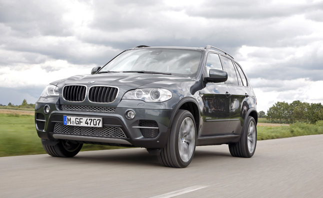 BMW X XDrive D Recalled For Power Steering Issue AutoGuide - 2013 bmw x5 35d