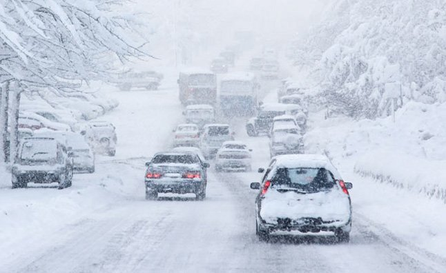 Drivers Not Prepared For Winter Weather Survey