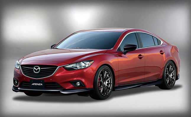 2014 mazda 6 custom. the new mazda6 will be star of japanese automakeru0027s booth at 2013 tokyo auto salon with three modified concept versions already confirmed 2014 mazda 6 custom z