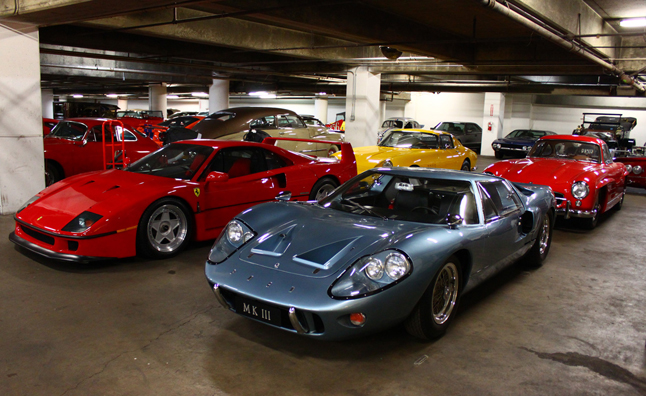 Petersen Automotive Museum S Legendary Vault Opens To The