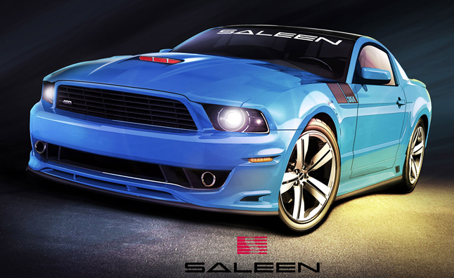 Mustang Performance Parts >> Saleen Ford Mustang S351 Packs 700 HP » AutoGuide.com News