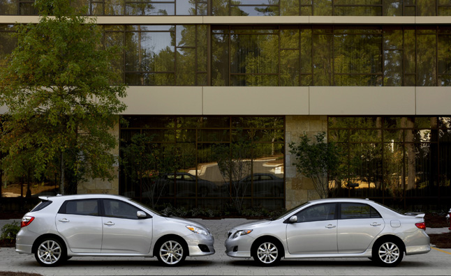 Toyota Recalls 1 Million Vehicles, Corolla, Matrix And IS Affected