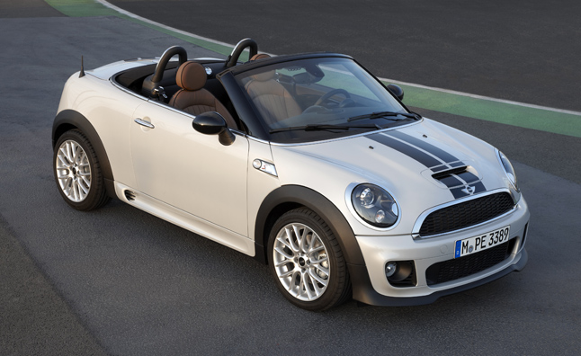Five Point Inspection 2013 Mini Roadster Cooper S