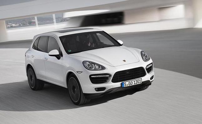 2013 porsche cayenne turbo s priced from 146000