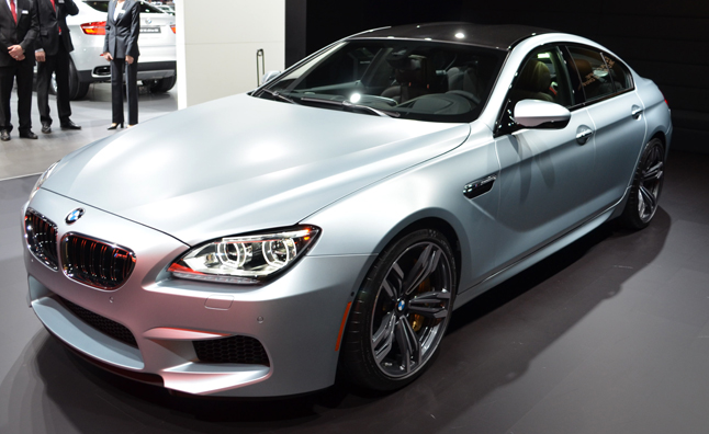 2014 Bmw M6 Gran Coupe Mixes Power And Comfort 187 Autoguide