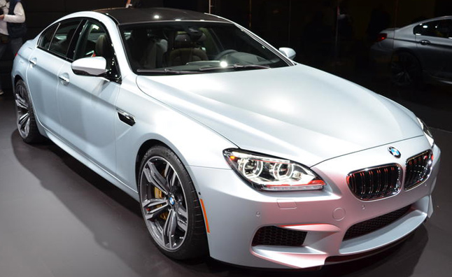 The 2014 BMW Gran Coupe Just Made Its World Premier During The 2013 Detroit  Auto Show And AutoGuide.com Spent A Few Minutes Taking A Closer Look.