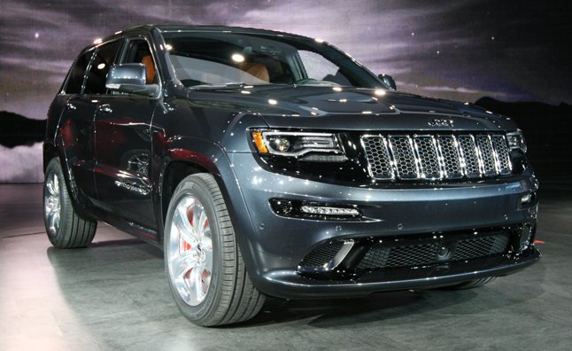 2014 Jeep Grand Cherokee Video First Look 2013 Detroit