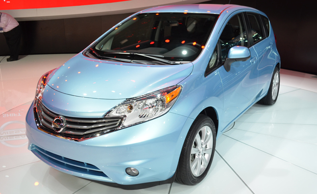 Charming 2014 Nissan Versa Note Video, First Look: 2013 Detroit Auto Show