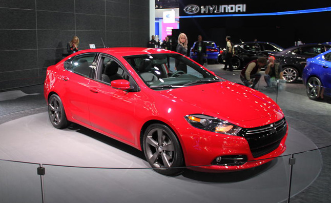 2013 Dodge Dart Gt Offers More Power Attractive Price Autoguide Com News