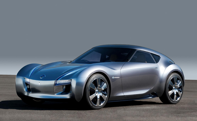 Nissan Is Planning On A New, Smaller Sports Car To Add To Its Lineup And  The Japanese Automaker Will Be Showing It Off In Concept Form Within A Year.