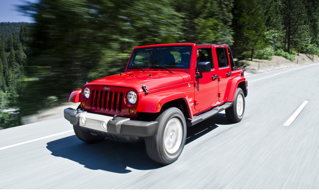 Jeep Wrangler Diesel Likely After Refresh In 2015