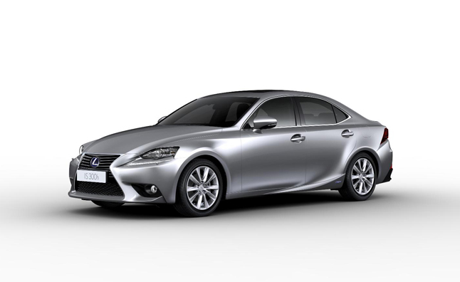 2014 Lexus Is300h To Bow At Geneva Motor Show 187 Autoguide