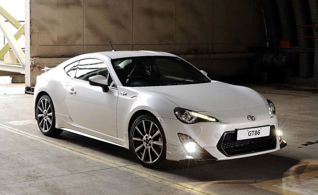 Charming ... Package That Wonu0027t Be Sold In North America, Toyota Has Revealed The  GT86 TRD Today, The First Ever Toyota Racing Development Specific Model For  The UK.