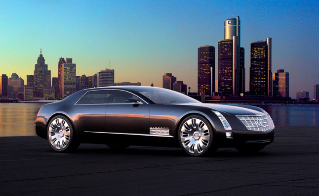 Cadillac 'Sixteen' Concept Car to Headline Amelia Concours ...