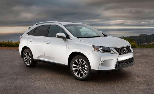 Lexus Nx Crossover Rumored To Get Hybrid Turbo Versions
