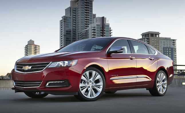 Chevy To Keep New Impala Off Rental Car Fleets By Offering Old