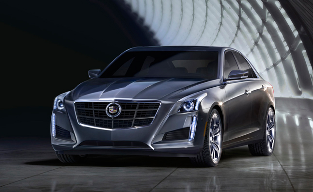 2014 Cadillac CTS Photos Leaked » AutoGuide.com News