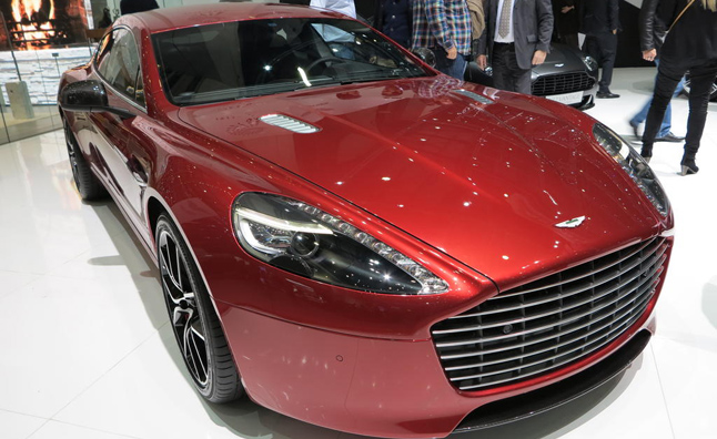2014 Aston Martin Rapide S Now With 50 Less Ford Fusion Autoguide Com News