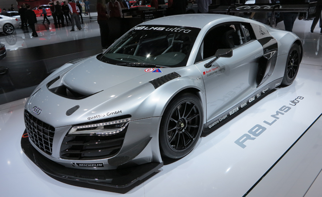 Race Cars Of The 2013 Geneva Motor Show Mega Gallery