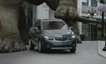 2013 Buick Encore Dodges Dinosaurs in New TV Ad -Video