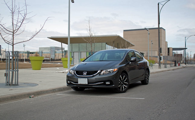 Five Point Inspection: 2013 Honda Civic Sedan