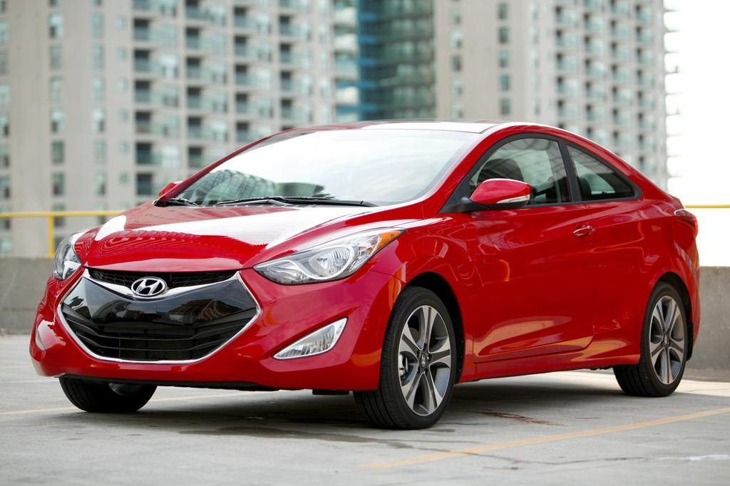 Hyundai Elantra Defect Leads To Lacerations Recall
