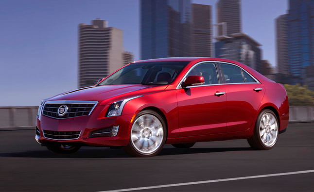 The Cadillac ATS Was Almost a Rebadged Chevy Cruze » AutoGuide.com