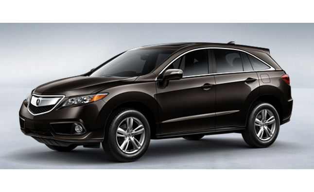 2014 Acura Rdx Price Increases 200 To 35 415 187 Autoguide
