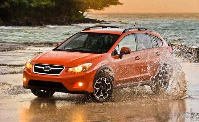 Five Point Inspection 2013 Subaru Xv Crosstrek Premium