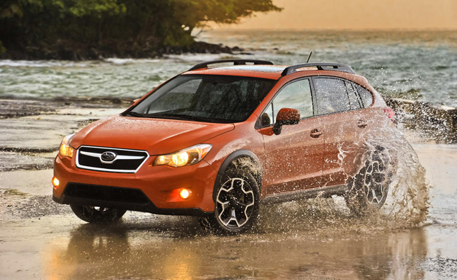 Five-Point Inspection: 2013 Subaru XV Crosstrek Premium ...