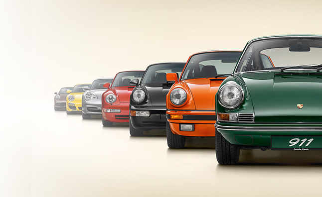 50 Years of Porsche 911 to be Celeted at Film Festival ...