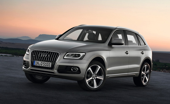 Audi Q To Be Made In Mexico AutoGuidecom News - Audi mexico