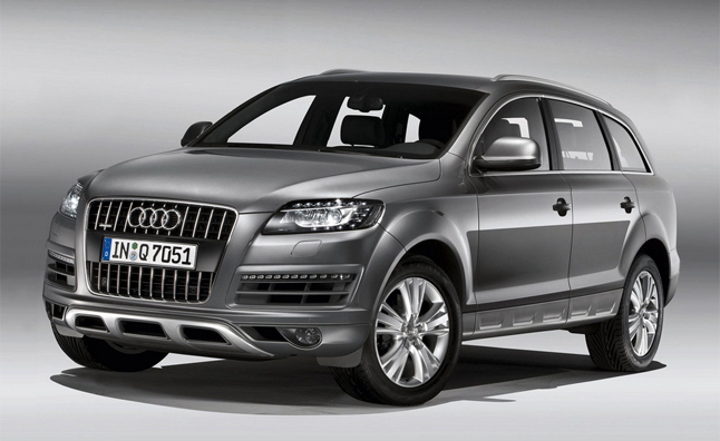 Audi A Will Be Based On NextGeneration Q AutoGuidecom News - Audi recent model