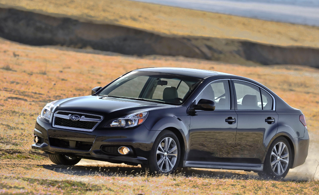 2014 subaru legacy and outback pricing announced news. Black Bedroom Furniture Sets. Home Design Ideas