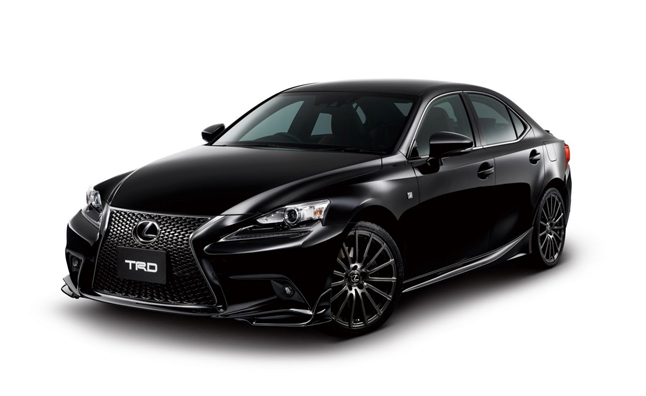 2014 Lexus Is F Sport Gets The Trd Treatment 187 Autoguide