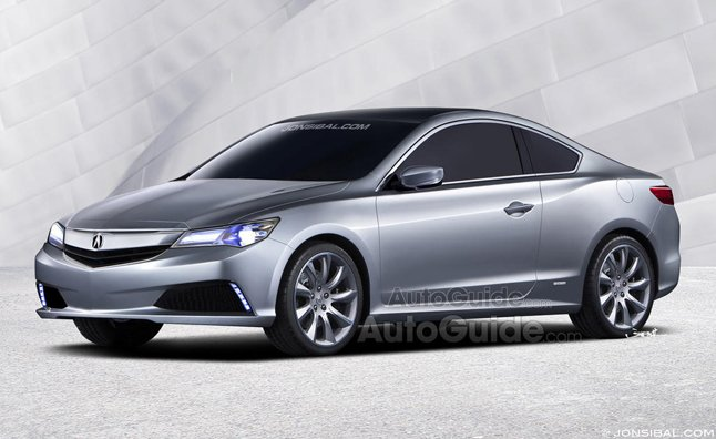 Acura ILX Coupe Unlikely to be Built » AutoGuide.com News