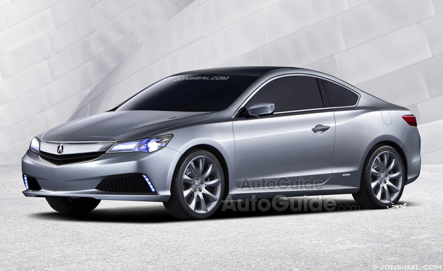 acura ilx coupe unlikely to be built news. Black Bedroom Furniture Sets. Home Design Ideas