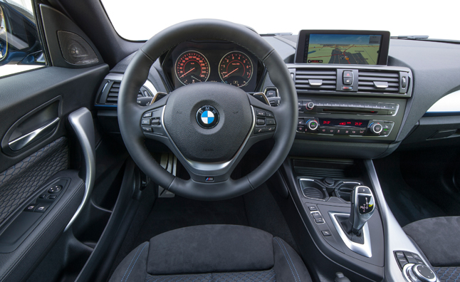 BMW Adding Launch Control To EightSpeed Automatic Transmission - Bmw 2013 models