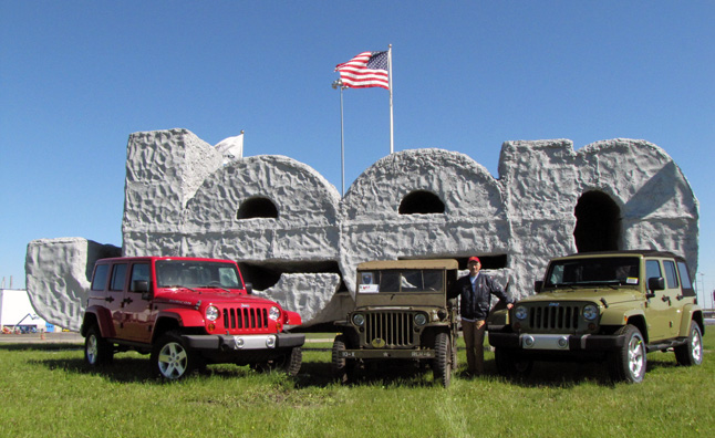 1943 Jeep Willys Returns Home After 70 Years Autoguide News