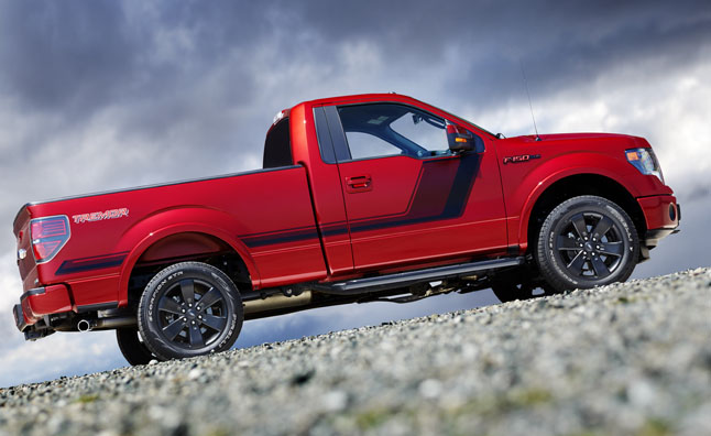 2014 ford f 150 tremor is an ecoboost powered sport truck. Black Bedroom Furniture Sets. Home Design Ideas