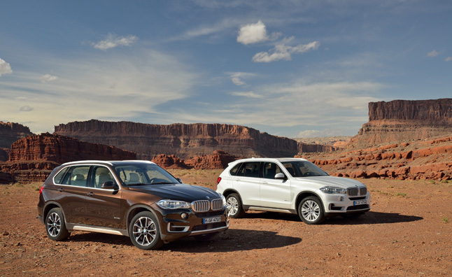 BMW X Pricing Announced Starting At AutoGuidecom News - 2014 bmw x5 msrp