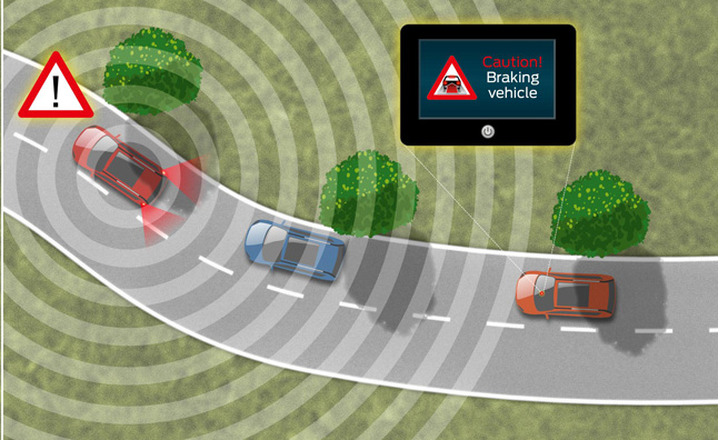 Ford Testing new Brake Light Car-to-Car Communication » AutoGuide ...
