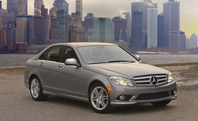 Mercedes C Class Under Investigation For Taillight Issues