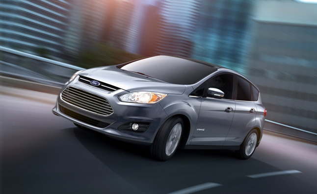 Ford C Max Hybrid Recalled For Roof Issue