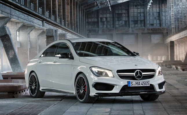 mercedes cla production could begin in mexico by 2018 news. Black Bedroom Furniture Sets. Home Design Ideas