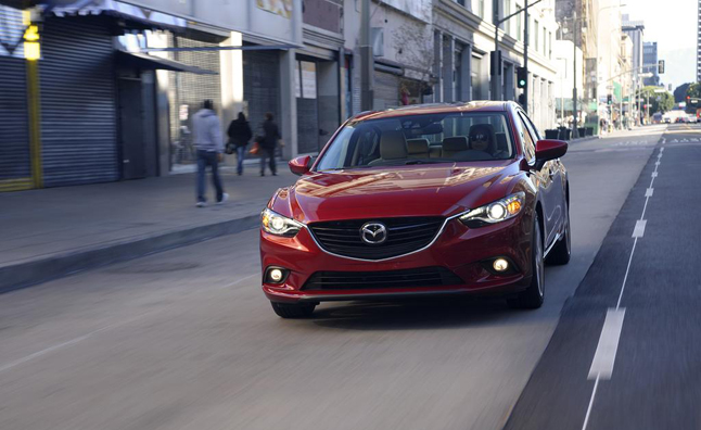 2014 Mazda6 Rises To 40 MPG With I ELOOP System