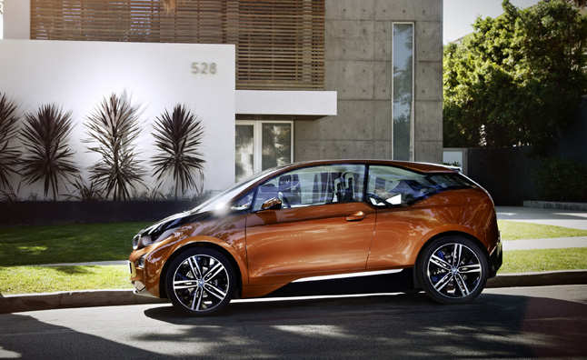 BMW i3 Official Specs Announced  AutoGuidecom News