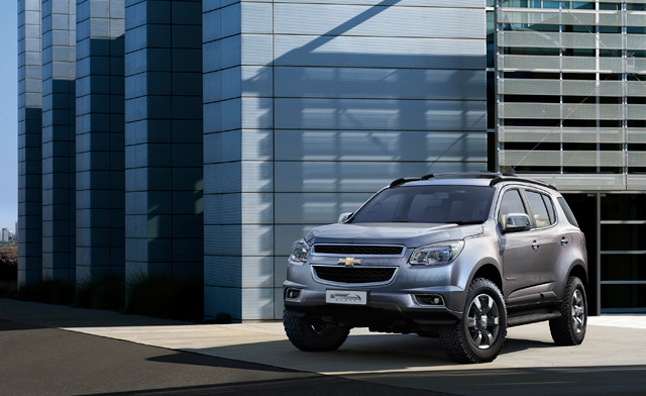 2014 Chevrolet Trailblazer Rumored For Us Market Autoguide News